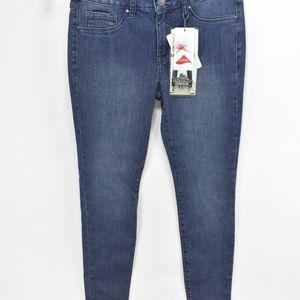 Rewash Jeans Leggings Lycra Skinny Tapered Sz 7 28